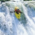 Extreme Feats and How to Survive: The Kayak Plunge