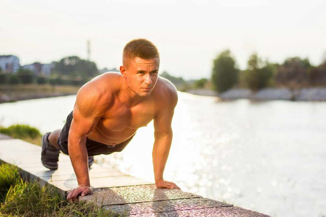 Best bodyweight moves for chest