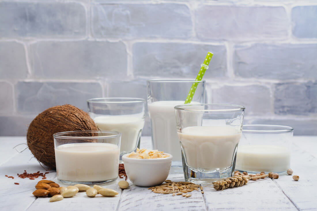 The best-tasting dairy-free milk alternatives