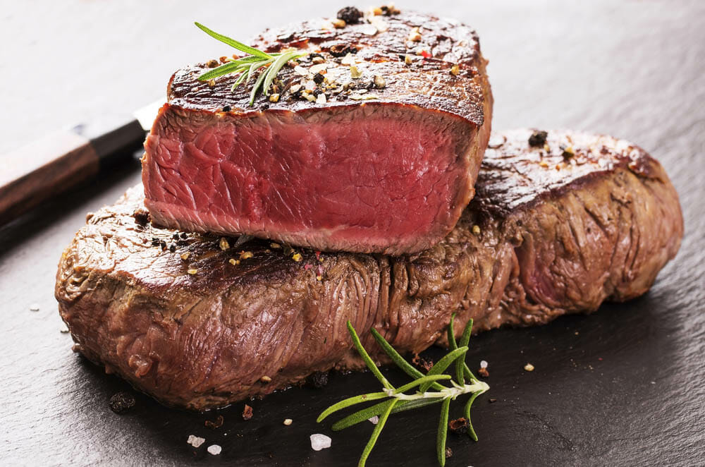 virtues of red meat
