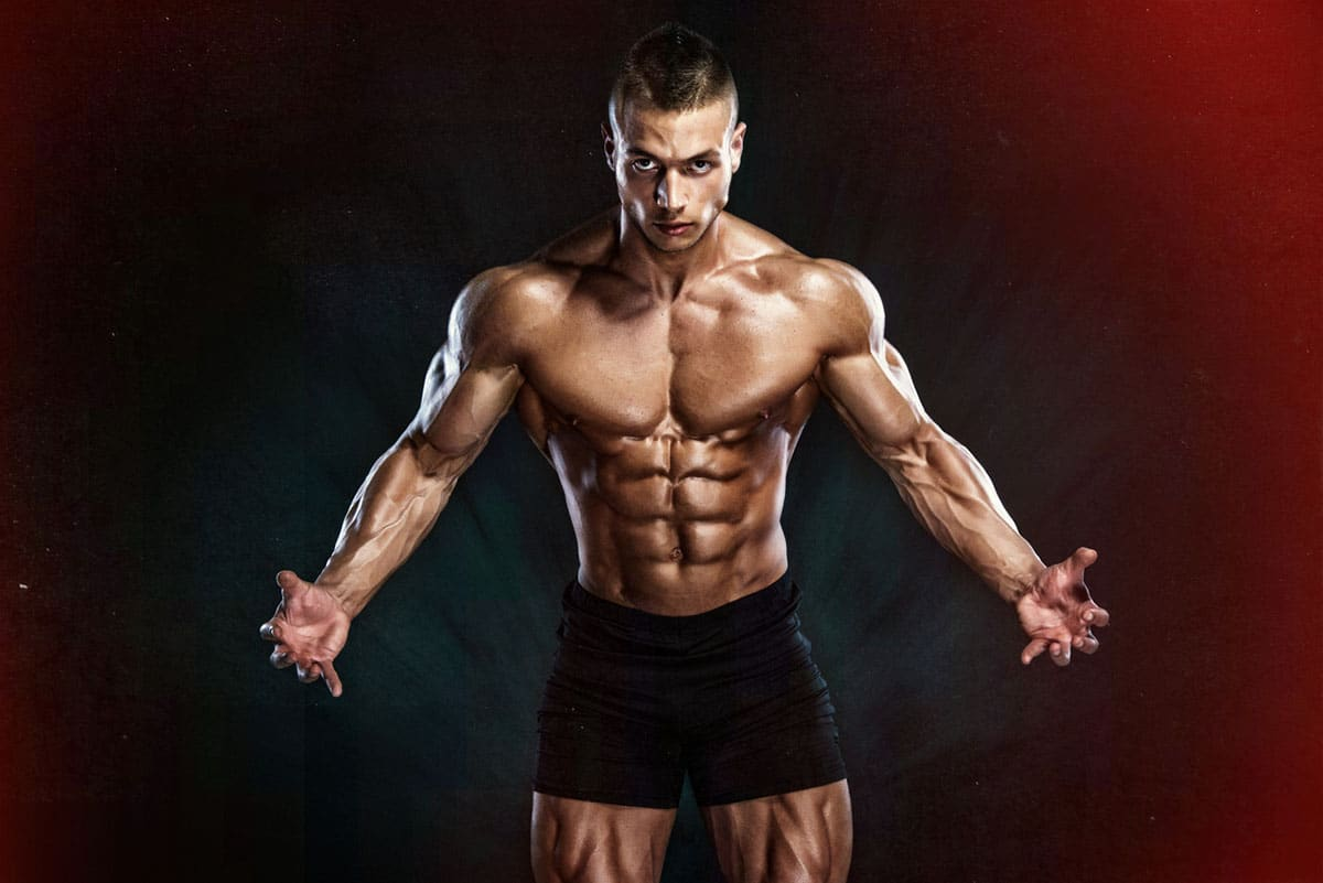 abs training 6 pack