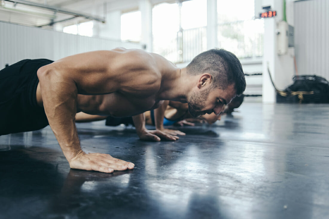 Your Best Bodyweight Moves