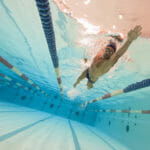 Intermediate Swimming Workout