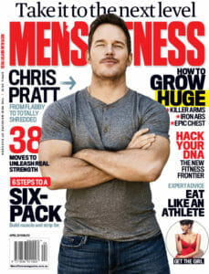 April 19 Men's Fitness