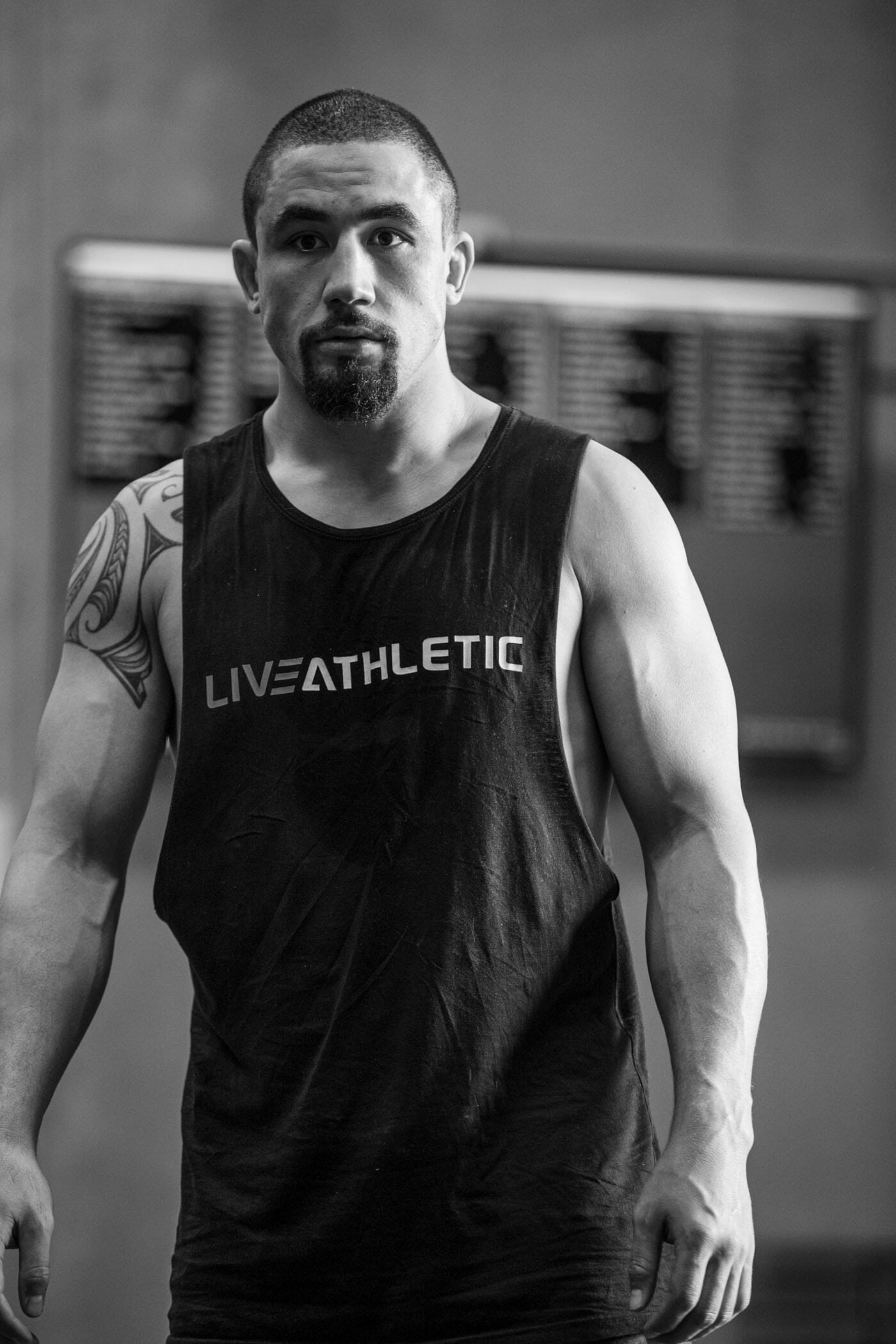 Robert Whittaker on UFC 243