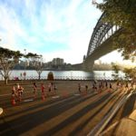 The World's Most Scenic Half Marathon is on again in Sydney
