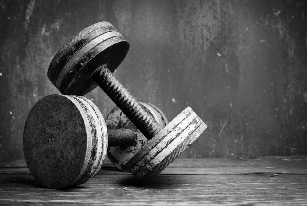 Two Dumbbell Workout
