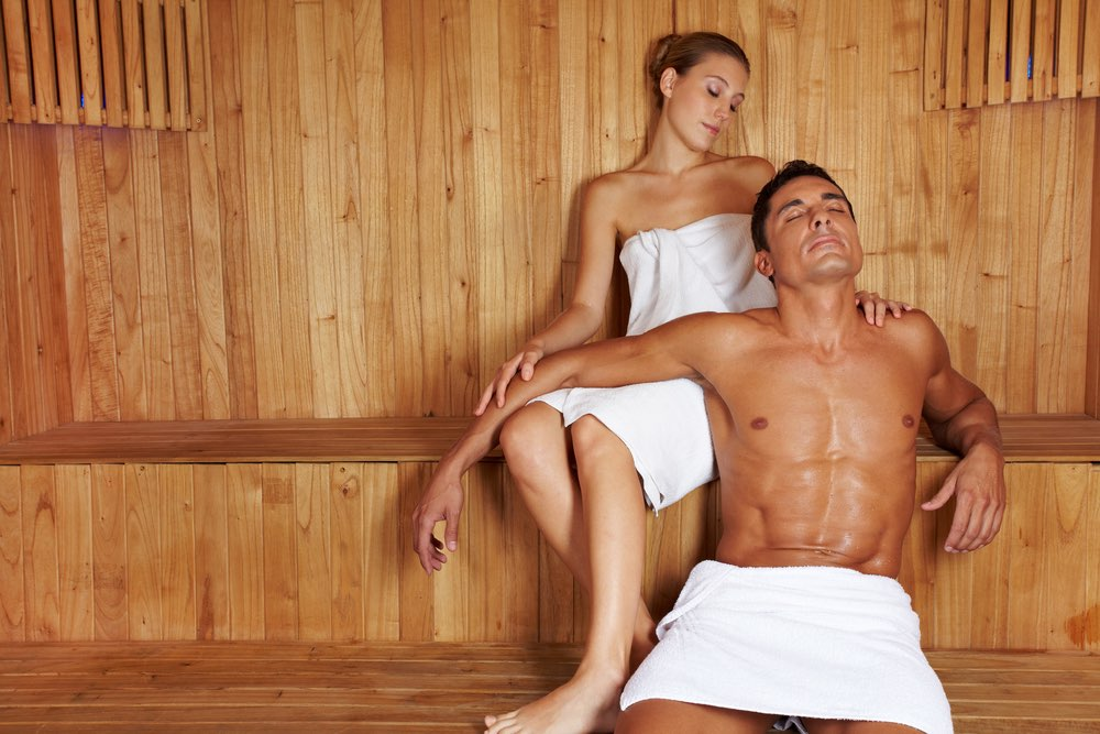 Sore?… Nah. The Surprising Benefits of a Regular Sauna