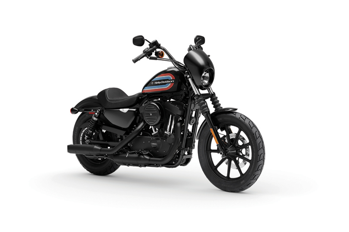 Harley-Davidson Iron 1200 Sportster: Review